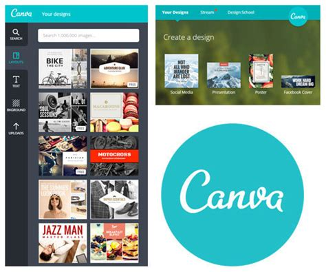 Cv Templates That Will Get You Noticed Jobisjob Blog Canva Collage Templates