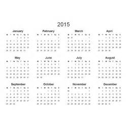 free 2015 year calendar template free printable calendar free printable calendar
