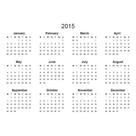 printable whole year calendar 2015 year calendar 2015 01 fathers day gifts for kuds