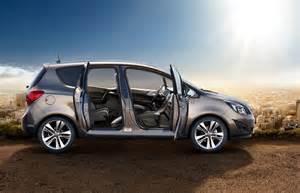 Opel Meriva 2013 2013 Opel Meriva Partsopen
