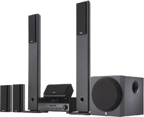 yamaha yht 897 5 1 channel network home theater system