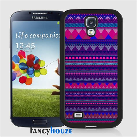 Samsung S3 Ringgit aztec purple pattern samsung galaxy s3 s4 note 2 note 3 on luulla