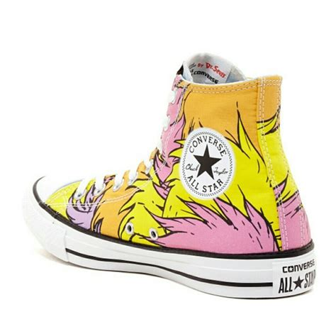 Converse Dr Seuss The Lorax Shoes Toodler 60 converse shoes mens womens unisex converse dr seuss the lorax from s closet on