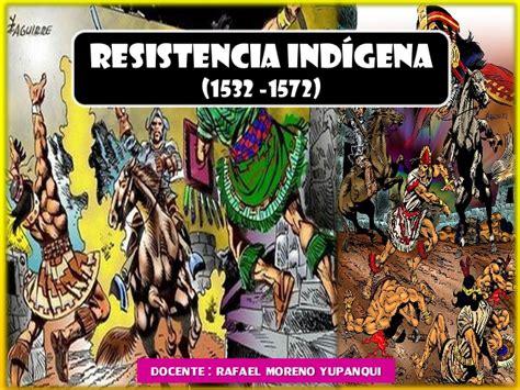 imagenes sobre resistencia indigena venezuela resistencia ind 237 gena s xvi