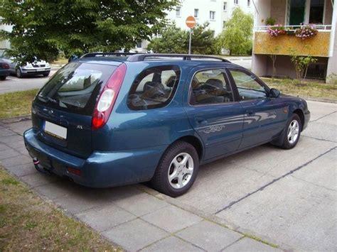 Kia Slx Kia Clarus Slx 1 8 Kombi Baujahr 2001 Heck