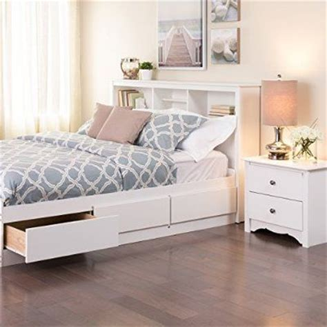 bed with drawers and bookcase headboard 25 best ideas about bookcase headboard on