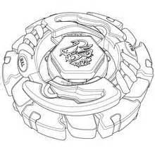 beyblade metal fury l drago coloring page coloring pages