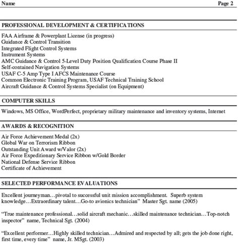 mechanic resume sles resume sles maintenance technician auto mechanic resume