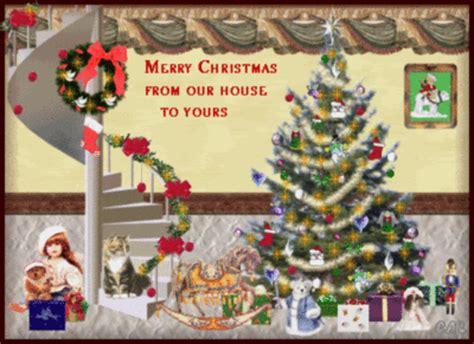 merry christmas   house   christmas myniceprofilecom