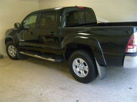 4 Door Toyota Tacoma For Sale by Sell Used 2010 Toyota Tacoma 4 Door Pre Runner Sr 5 V6 In