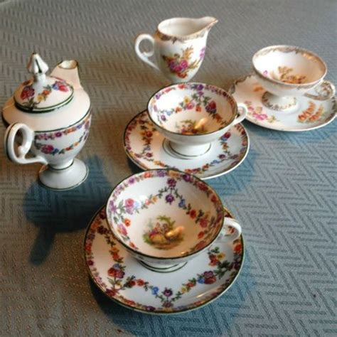 dolls house tea set 37 best images about dolly s teaset on pinterest ruby lane vintage dolls and children