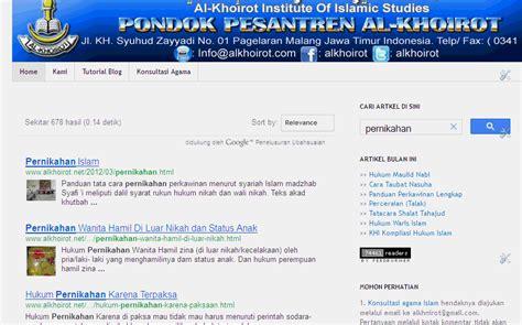 tutorial shalat taubat cara buat google custom search cse untuk blogger
