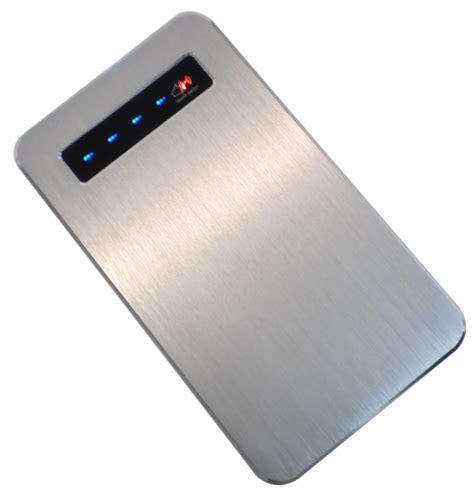 Power Bank Advance Slim 6 000mah slim power bank with led torchlight sp 65