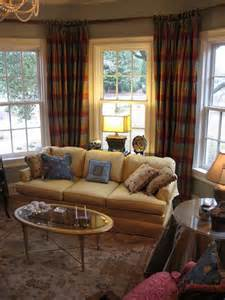 window treatments for bay windows in living room home office window treatment ideas for living room bay