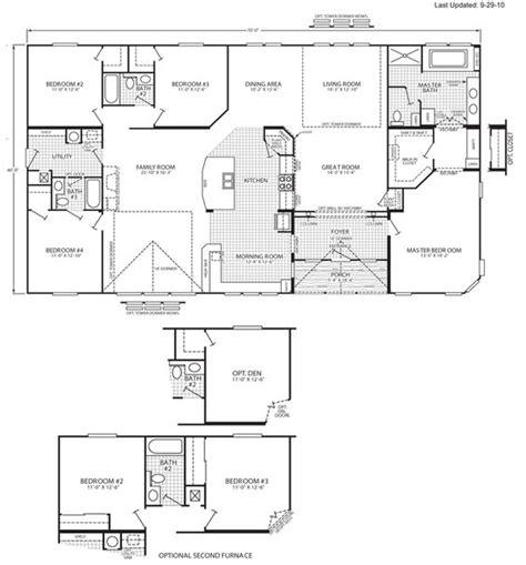 triple bedroom house plans pinterest the world s catalog of ideas