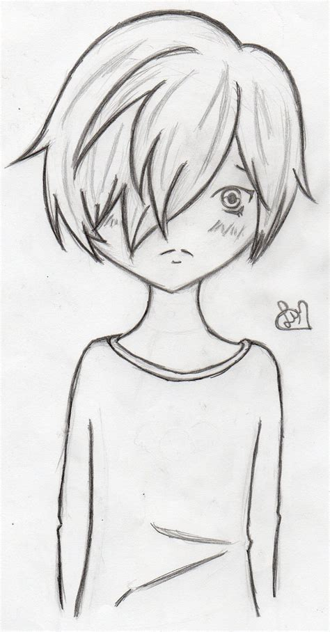 Introducing Myself A Place Where I Will Post My Boy And Anime Drawing