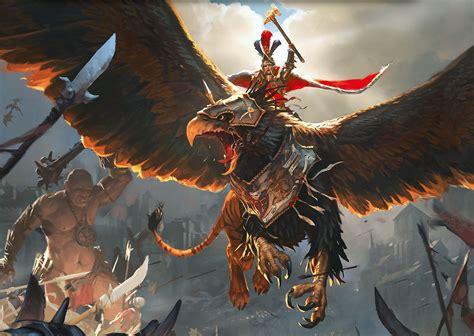 total war warhammer  dlc content plans detailed vg
