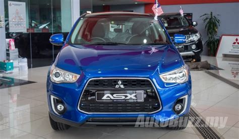 mitsubishi asx inside gallery sporty blue mitsubishi asx 2 0 inside and out