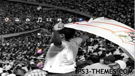 ps themes zamalek fan