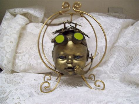 haunted doll janet ebay steunk baby sci fi baby