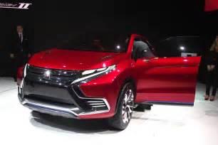 Mitsubishi Asx Usa 2016 Mitsubishi Asx Pictures Information And Specs