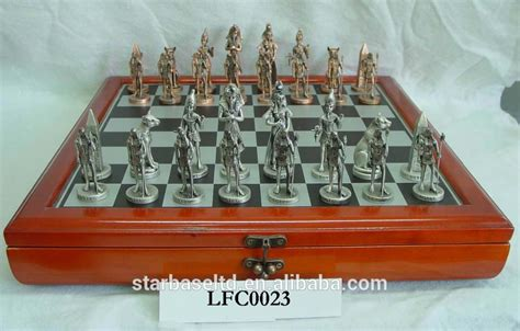cheap chess sets professional made personalized wholesale price pewter