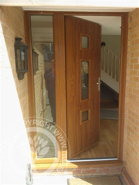 Front Door Fitted 1000 Images About Contemporary Front Doors On