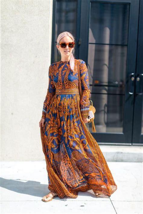 Millano Dress Maxy Tunik the report new york fashion week