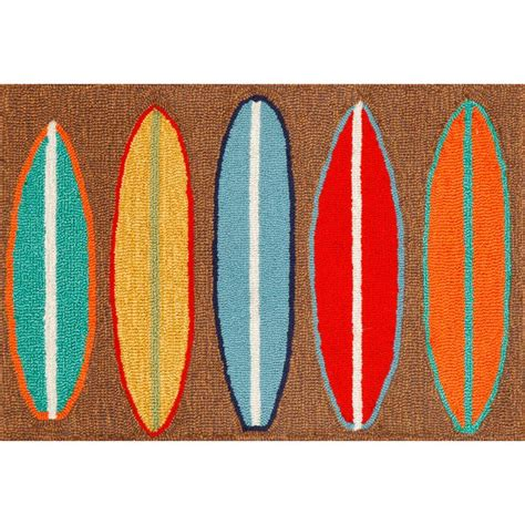 surf rug 1000 images about tjl upstairs bath 3 on coastal rugs surf and surf board