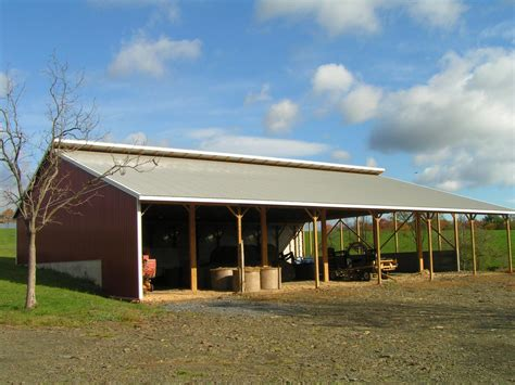farm implement shed fisher brothers builders