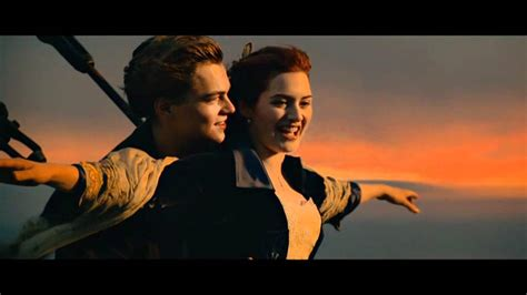film titanic la tv titanic 3d quot i m flying quot clip youtube