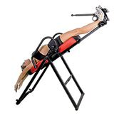 inversion table with heat and health gear deluxe inversion table with heat and