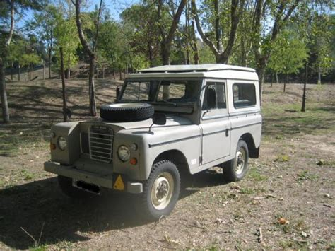 land rover santana 88 land rover santana 88 especial photos news reviews