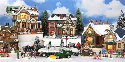 lemax christmas villages lemax caddington collection 2015
