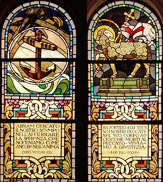 libreria evangelica roma le vetrate chiesa evangelica valdese di roma