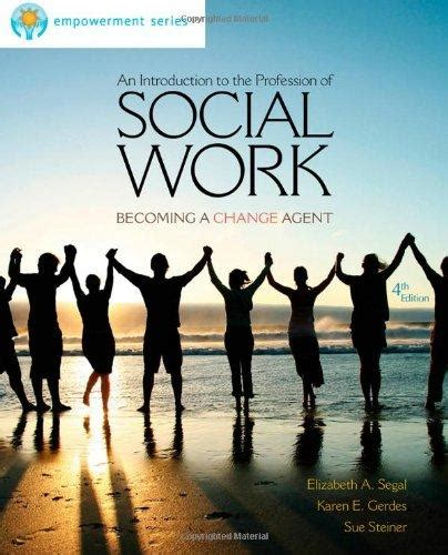 empowerment series introduction to social work and social welfare empowering 9780840029102 cole empowerment series an