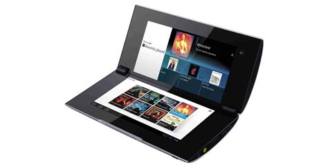 Sony Tablet P Indonesia sony tablet p lyd bilde