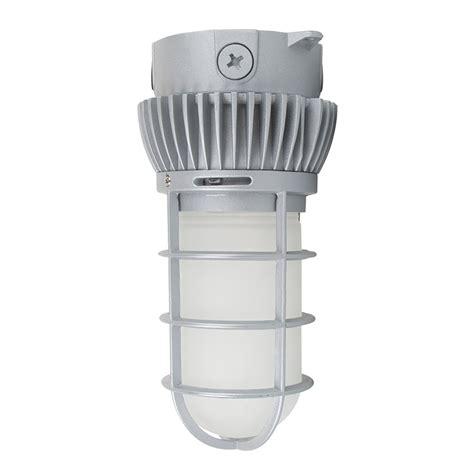 vapor tight led light 20w vapor tight led jelly jar light fixture caged