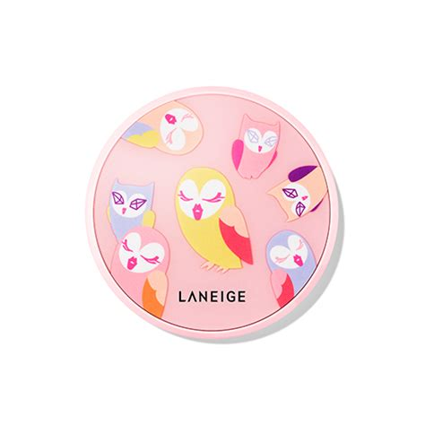 Laneige Lucky Chouette Bb Cushion Whitening Isi makeup cushion lucky chouette bb cushion whitening laneige my