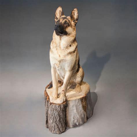 まるで本物 超リアルな木彫りの犬や猫の彫刻作品 A ミライノシテン
