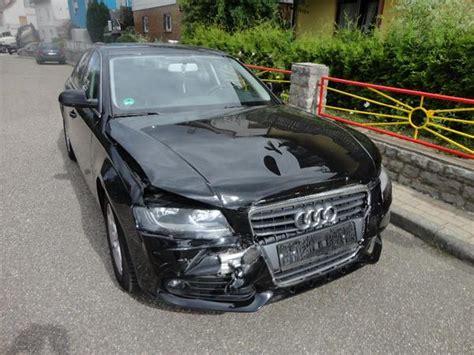 Audi A4 Unfall unfall fzg a4 in k 252 nzelsau audi a4 kaufen und verkaufen