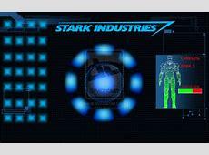 Stark Industries Live Wallpaper