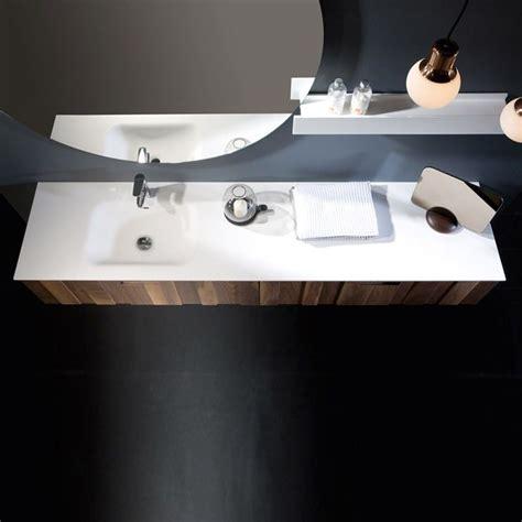 rangement salle de bain 200 meuble salle de bain noyer 160 224 200 cm 2 tiroirs valnot