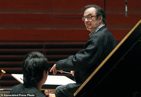 Wire Room Sopranos by Famed Conductor Accused Of Sexual Misconduct Daily Mail