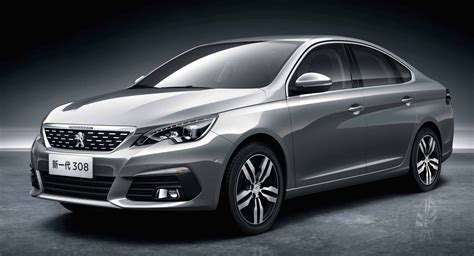 new peugeot sedan 2016 peugeot 308 sedan for china exterior revealed
