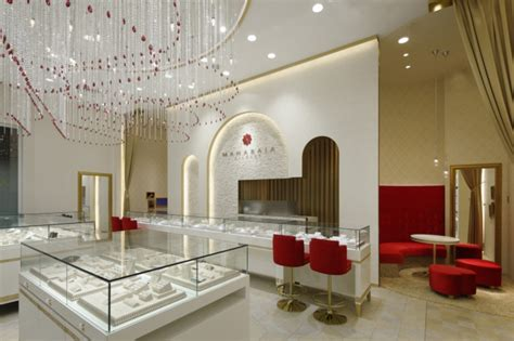 pop up house usa modern jewellery shop interior design indian jewellery