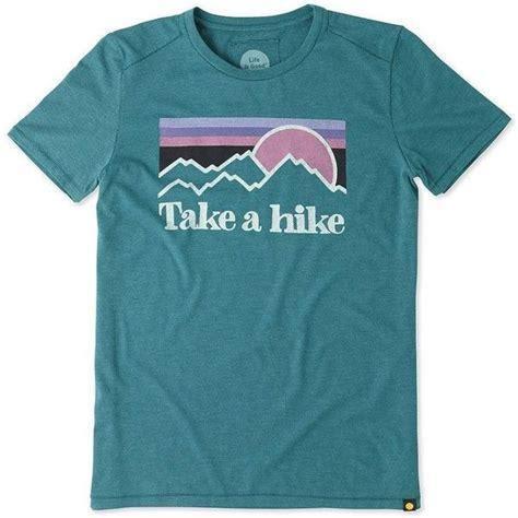 Tshirt Lowered Lifestyle patagonia take a hike t shirt