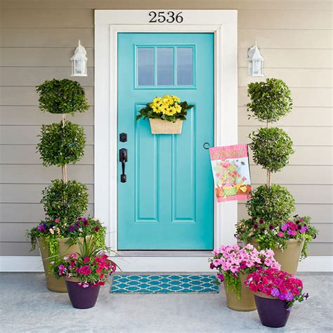 Exterior Door Decor Front Door Decorations