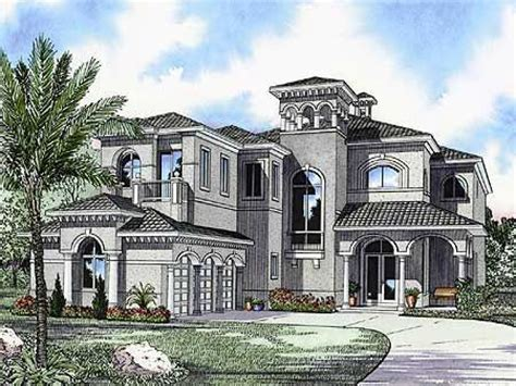 mediteranean house plans home luxury mediterranean house plans designs