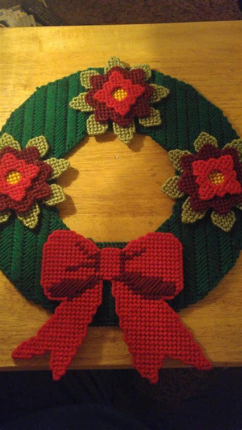 put     front door christmas wreaths